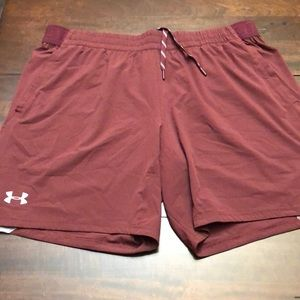 Men's Under Armour quick dry shorts.  Size XXL